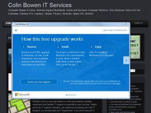 Get Windows 10 Free Upgrade